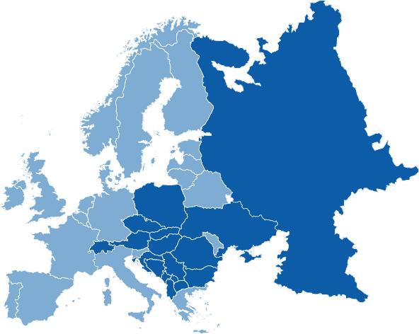 UNIQA osiguranje u Europi